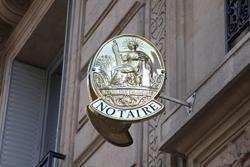 5ème étape : L'acte notarial