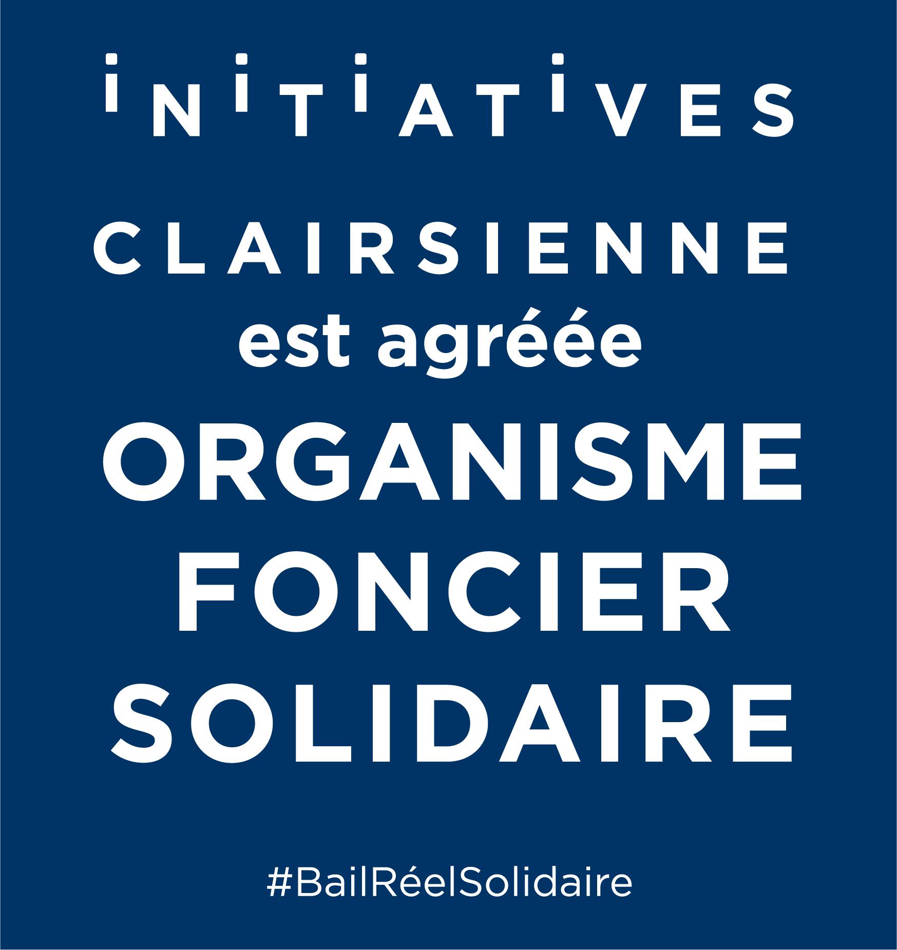 Clairsienne est agréée Organisme Foncier Solidaire (Bail Réel Solidaire)