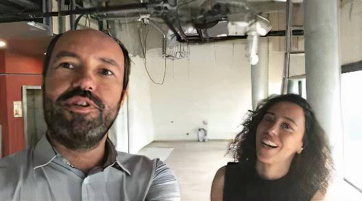 Héméra fait une vidéo de présentation de l'avancée des travaux.